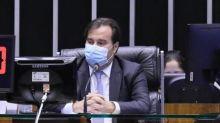 Maia critica voo de ministro da Defesa em protesto 'inaceitável' contra o Supremo