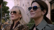 Sandra, Cate, Anne, and Rihanna might be 'no good,' but 'Ocean's 8' trailer is awesome (and Steven Soderbergh agrees)