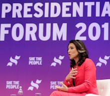 2020 Democrats pressed for detailed policies and priorities by women of color