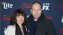 Ewan McGregor's wife 'convinced' star cheated on her with new lover Mary Elizabeth Winstead
