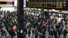 London Euston delays: Rush-hour chaos as signal failure closes most lines amid Extinction Rebellion protests