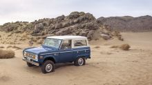 The Beloved Ford Bronco Makes Its Glorious Return