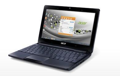 Acer's Aspire One 722 kitted with HSPA+, sold by AT&T