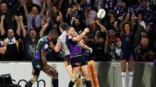 Storm advance to NRL GF with Broncos rout