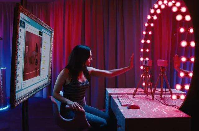 The real villain of Netflix's adult thriller 'Cam' is big tech
