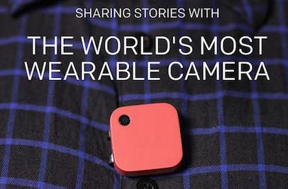 CES 2015: Narrative Clip 2 adds wide angle lens, Wi-Fi to wearable camera