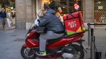 Just Eat shares surge after Takeaway.com confirms takeover talks