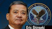 Veteran Affairs Secretary Shinseki Resigns