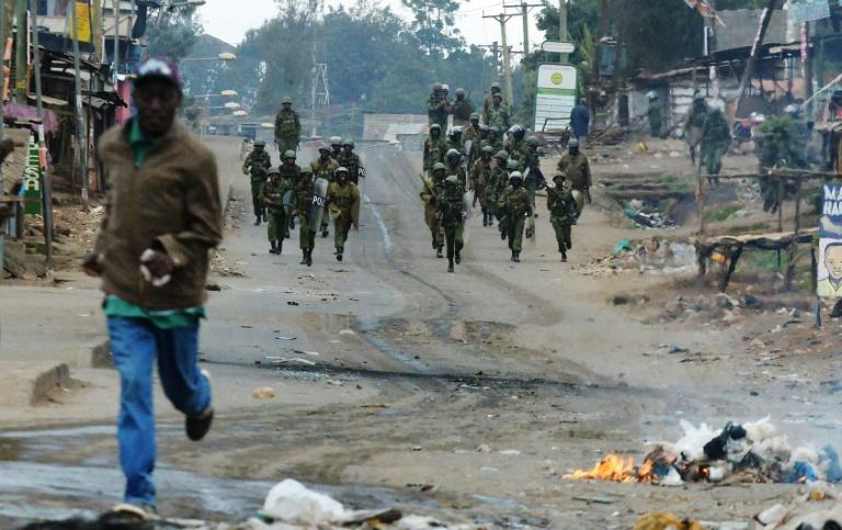 Kenya on edge after vote fraud claims spark deadly protests