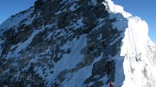 Has Hillary Step at the top of Everest collapsed or not, and why can't people decide?
