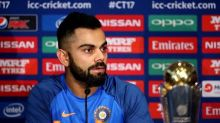 ICC Champions Trophy: I do not feel any nervousness here in England, says Virat Kohli