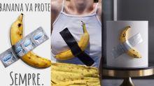 為何這香蕉連著名品牌都要惡搞?全因一件價值12萬及被吃掉的藝術品