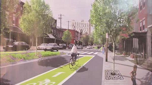 New push to revitalize Lancaster Avenue in West Philadelphia