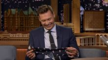 Ryan Seacrest Still Isn't Wearing Socks