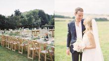 婚禮排場重要嗎?這個「仲夏夜之夢」的田園海景婚禮,會是所有小資新娘的範本!