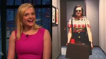 Elisabeth Moss On That Awesome Peggy Hallway Scene in 'Mad Men'