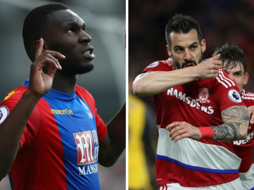 Will you take a chance on Christian Benteke and Alvaro Negredo in your Daily Fantasy team in Gameweek 34?