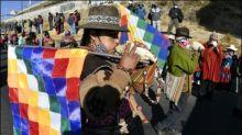 Tausende protestieren in Bolivien gegen Regierung