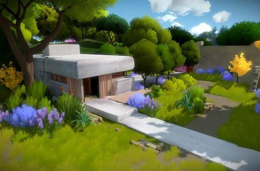 Bear witness to new screens of The Witness on PS4