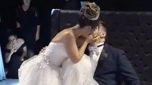 Hochzeitstanz mit Rollstuhl – das Video rührt das Netz
