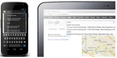 Google Maps for Android update brings your full location search history to handhelds