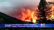 Deadly Ferguson Fire Threatens Yosemite National Park Communities