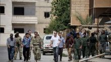 U.S.-backed SDF sees big risk of clash with Turkey in northwest Syria