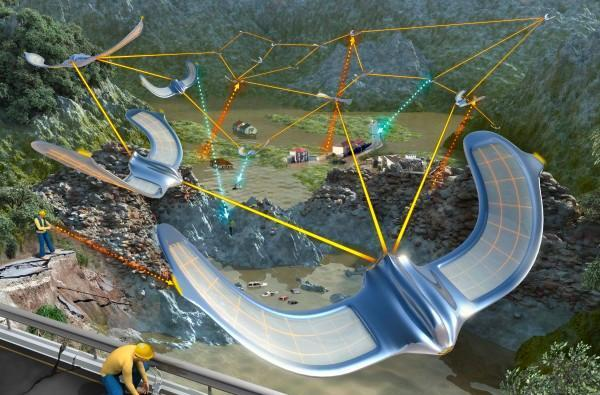 EPFL develops Linux-based swarming micro air vehicles