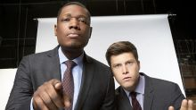 Michael Che, Colin Jost to Host 2018 Primetime Emmy Awards (EXCLUSIVE)