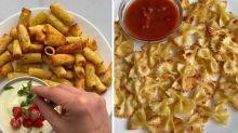 Viral TikTok pasta trend divides internet: 'This is dumb'