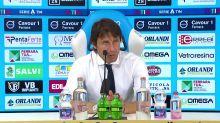 """Conte: """"Oggi facile solo su carta. Noi in Champions con 5 turni d'anticipo"""""""