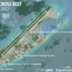 While focus is on North Korea, China continues South China Sea buildup: think tank