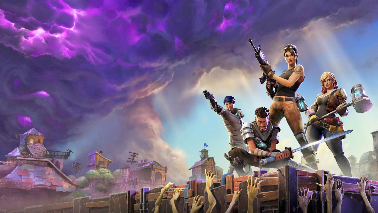 Epic S Long Awaited Fortnite Hits Consoles And Pc July 25th Engadget