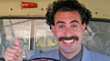 Borat 2: Sacha Baron Cohen survived 'cancel culture' by evolving instead of moaning