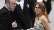 La princesa Beatriz se deja ver en público por primera vez ejerciendo de madrastra