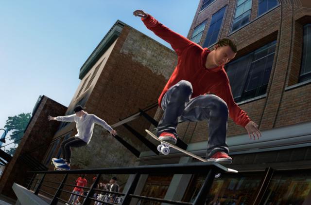 EA is bringing 'Skate' back