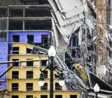 One dead, multiple injuries in New Orleans hotel collapse