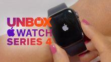 Unboxing del Apple Watch Series 4: ¿Qué trae la caja del nuevo reloj?