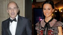 Matt Lauer reportedly tried to pursue Pippa Middleton for 'Today' show role