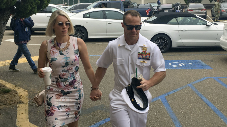 Bombshell testimony at Navy SEAL murder trial