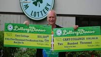 Washington Man a Double Lottery Winner