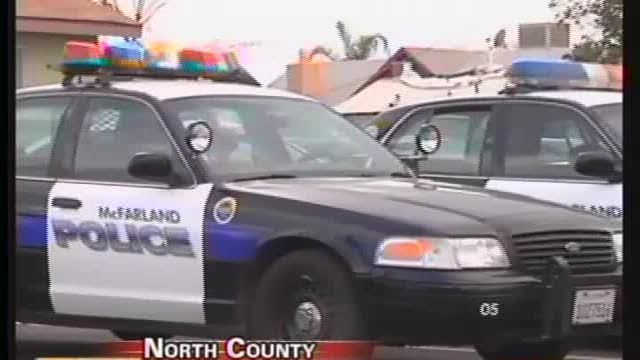 Possible McFarland Police Vehicles Missing