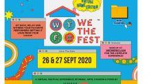 We The Fest 2020 digelar secara virtual untuk pertama kali