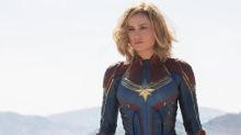 Brie Larson got in superhero shape for Captain Marvel — here's how she did it