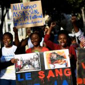 Gabon opposition chief slams election court ruling