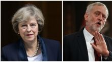 Tory lead over Labour has narrowed to five points, according to latest YouGov poll