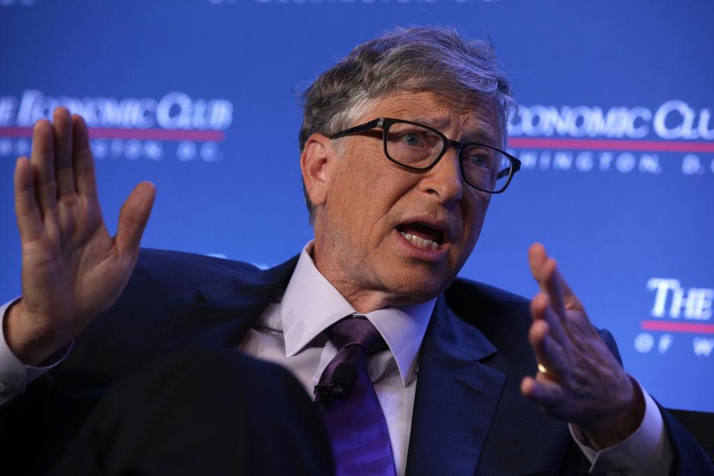 """""""Greatest mistake ever"""": Bill Gates on his biggest career regret"""