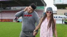Katie Price confirms son Harvey has been moved out of intensive care