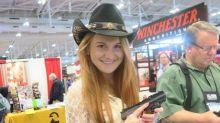 Maria Butina, la joven rusa que ama las armas y fue acusada de ser agente secreta del Kremlin
