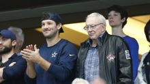 Jerry Jones is in no rush on Tony Romo situation, expects resolution 'before training camp'